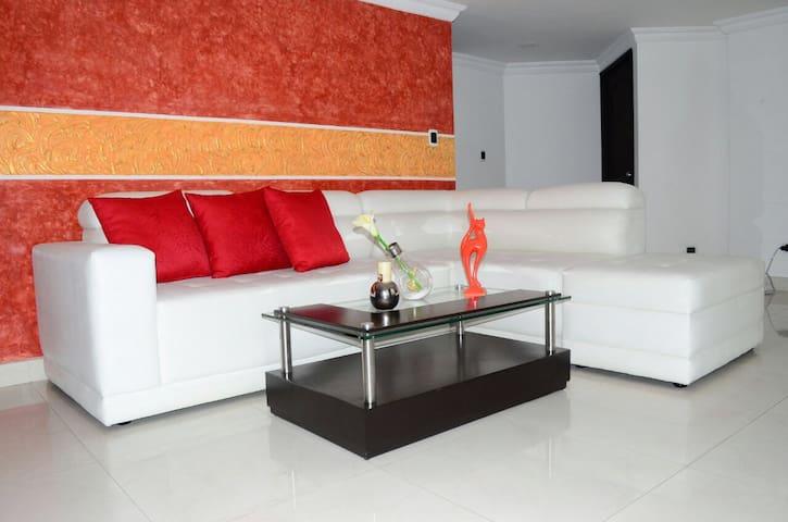 Hermoso y amplio apartamento - Cali - Apartment