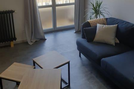Appartement entièrement rénové en centre-ville