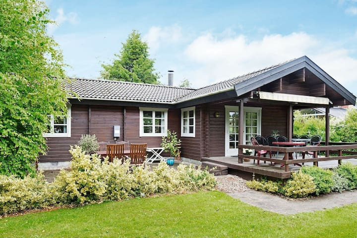 Spacious Holiday Home in Grevinge with Terrace