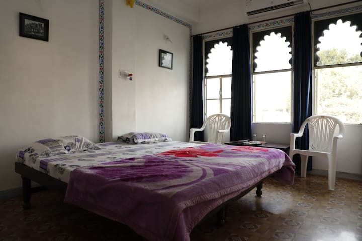 Gajkaran Haveli - Lake view room with breakfast - Udaipur - Wikt i opierunek