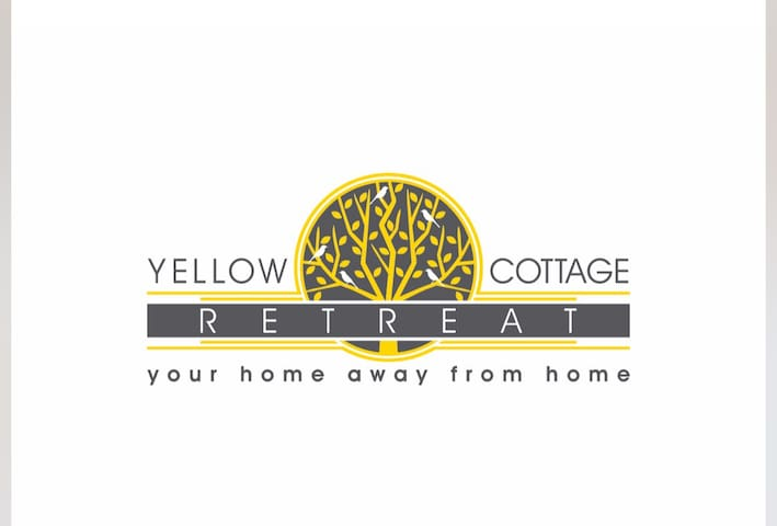 Gated Yellow Cottage Retreat on private 4 acres - Rom - Hus