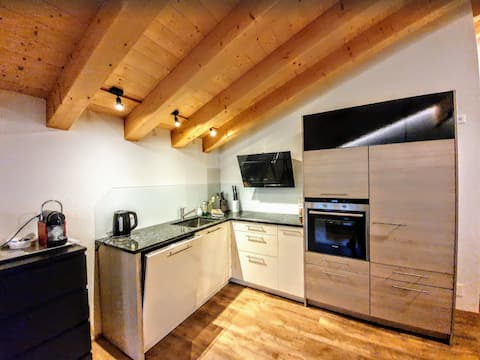 Apartment in the Chalet Eiger North Face