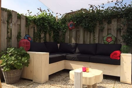 Ferienhaus mit sonniger Terrasse O - Aagtekerke - Chalet
