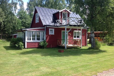 Ferienhaus in Südschweden - Tävelsås