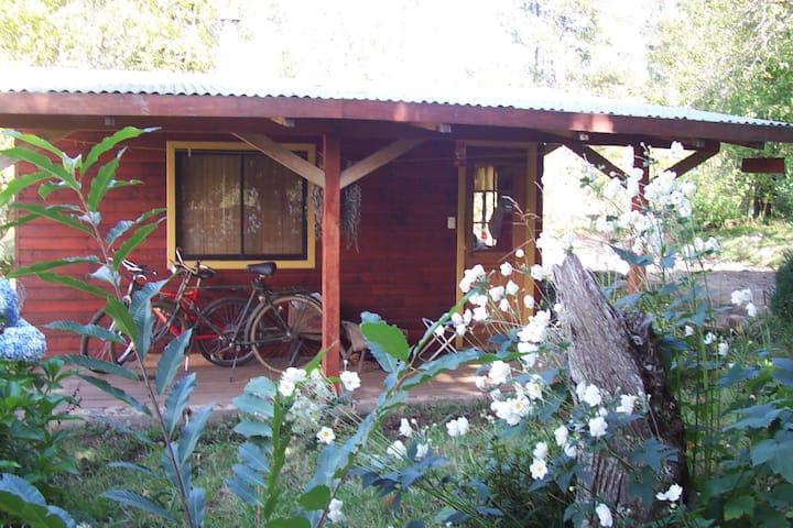 Kleines Ferienhaus auf Reithof