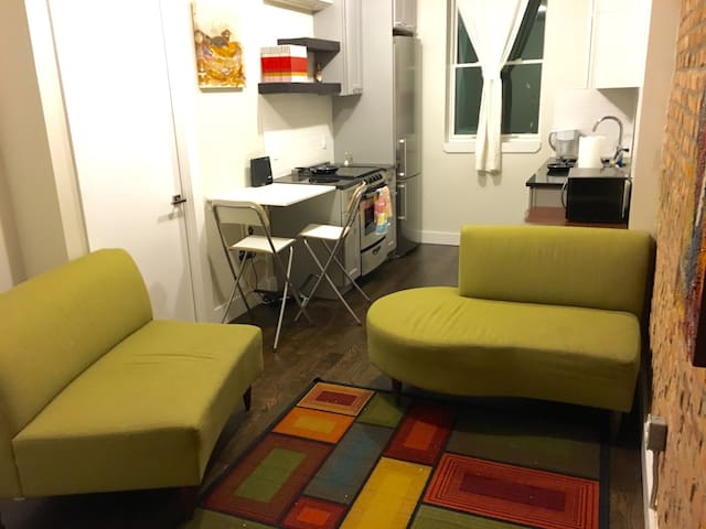 Brooklyn Bachelor Pad - Brooklyn - Appartamento