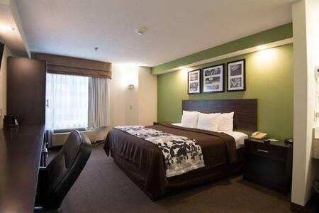 Private Room includes Breakfast - Memphis - Autre