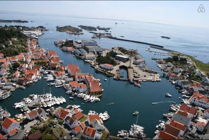 Skudeneshavn is a popular destination for tourist from all over the world.