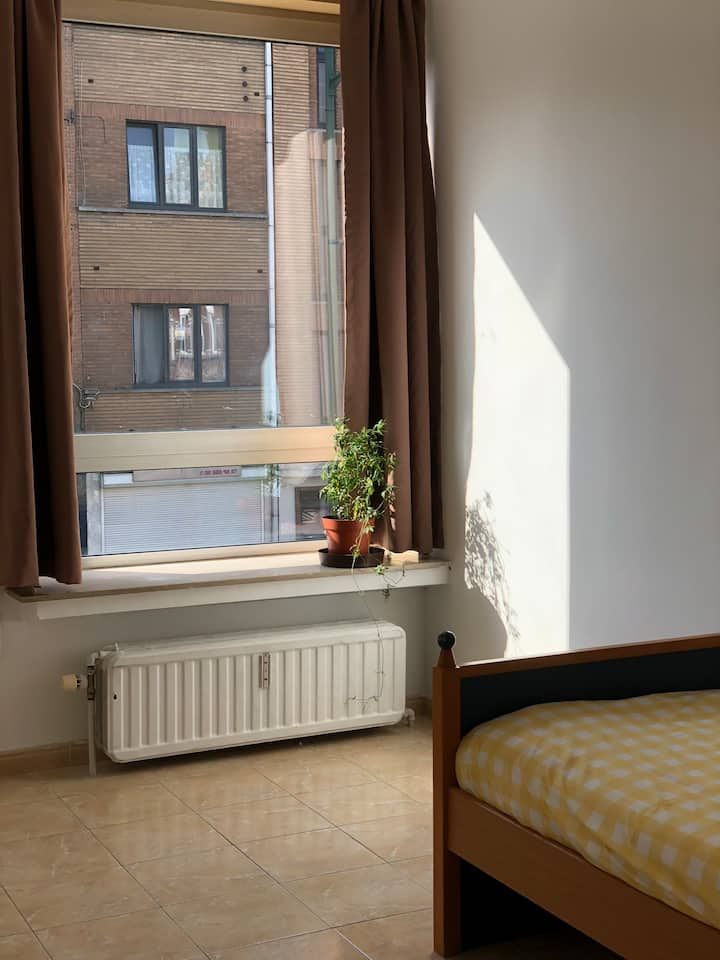 15 min from Brussels centrum - Private room