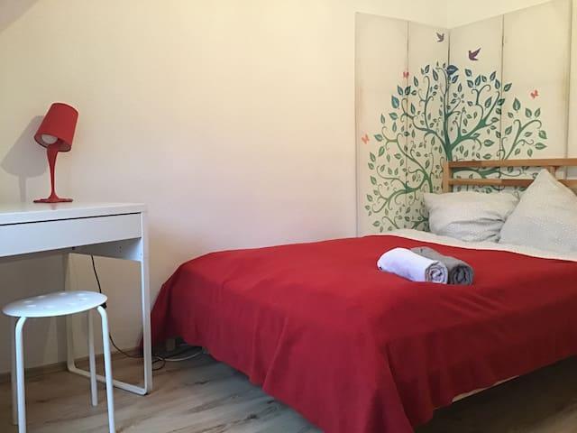 kleines, zentrales Zimmer nähe Severinstraße/Köln