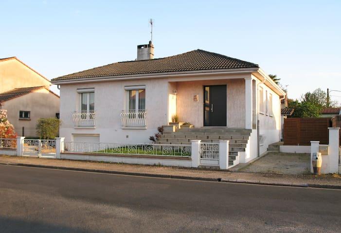 Maison de ville ALBI centre