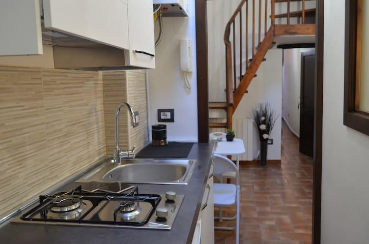 Appartamento via del Grillo 8