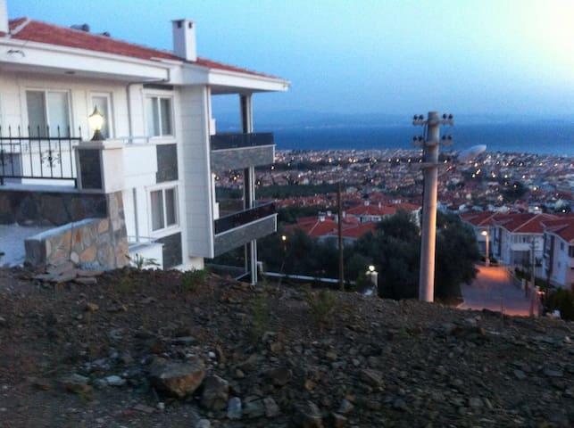 Altinoluk yeni müstakil Villa - Altinoluk