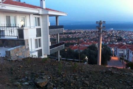 Altinoluk yeni müstakil Villa - Altinoluk - Haus