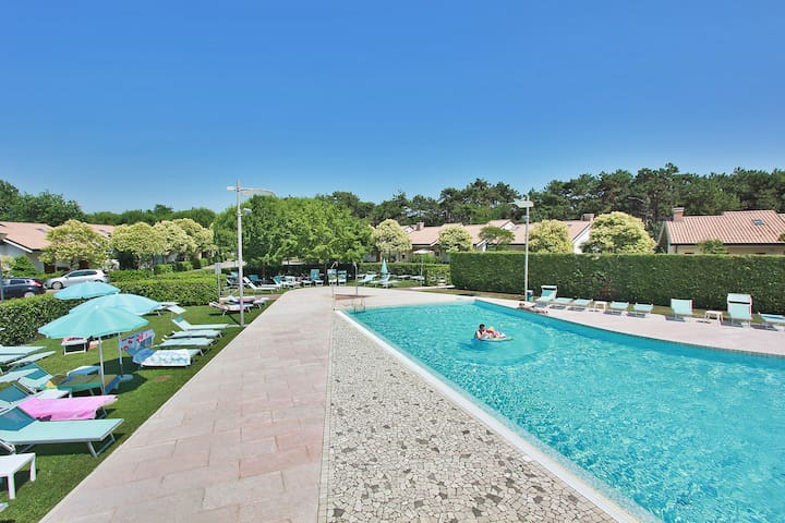 Resort Casabianca, relax e comodità - Lignano Sabbiadoro - Domek parterowy
