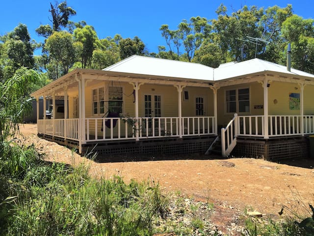 Blue Wren Cottage - peaceful & relaxing - Quindalup - Casa