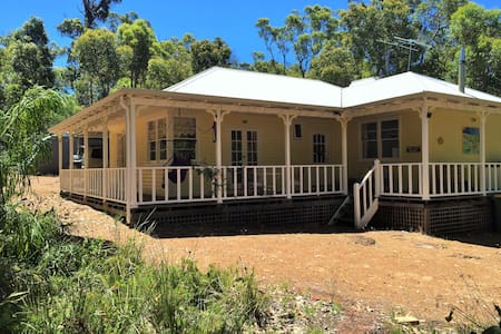 Blue Wren Cottage - peaceful & relaxing - Quindalup - Dom