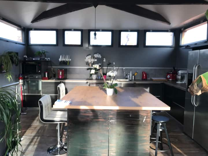 Belle maison 165 m2 rénovée - Hyper centre