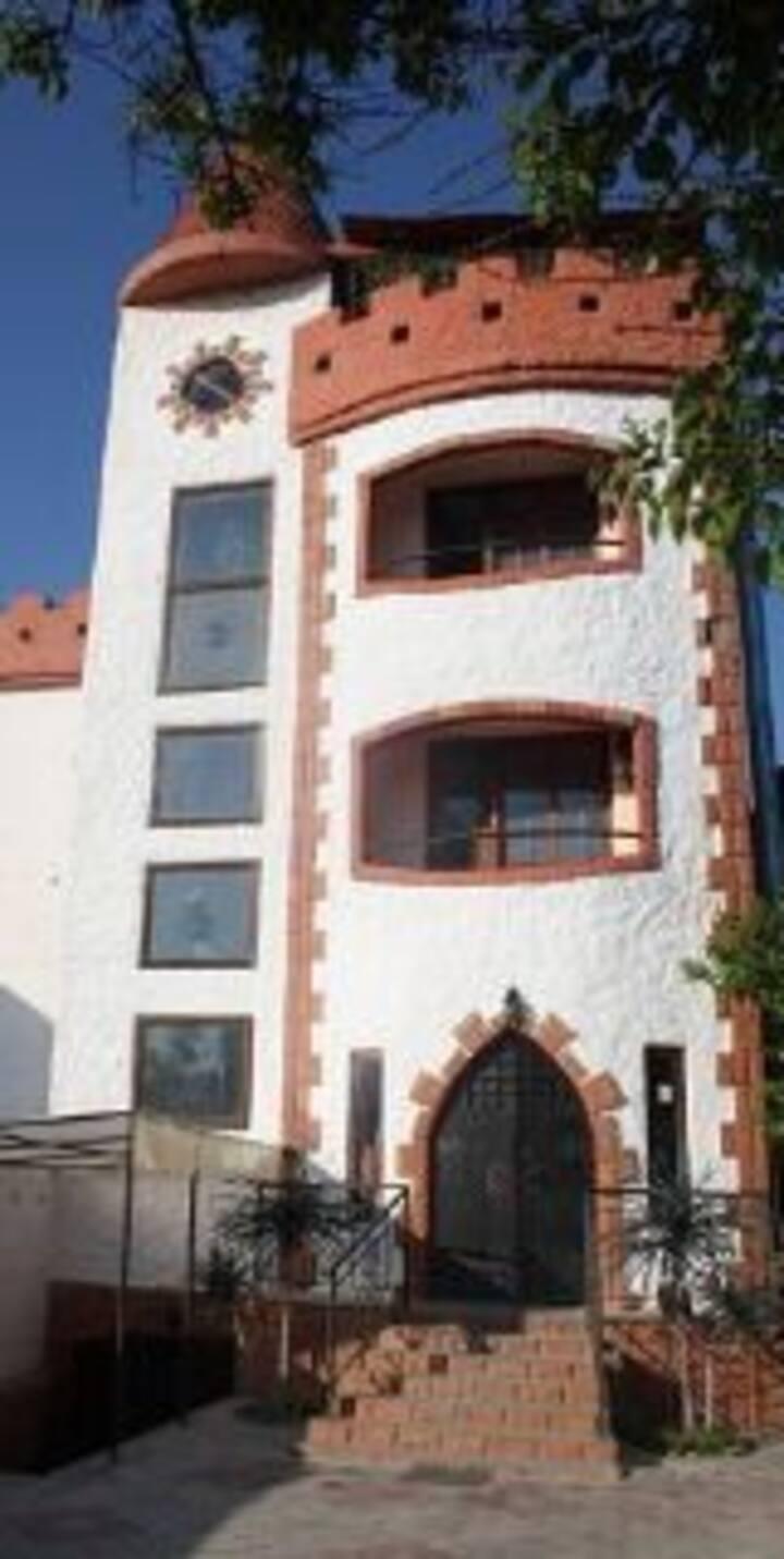 Отель Старые Замок