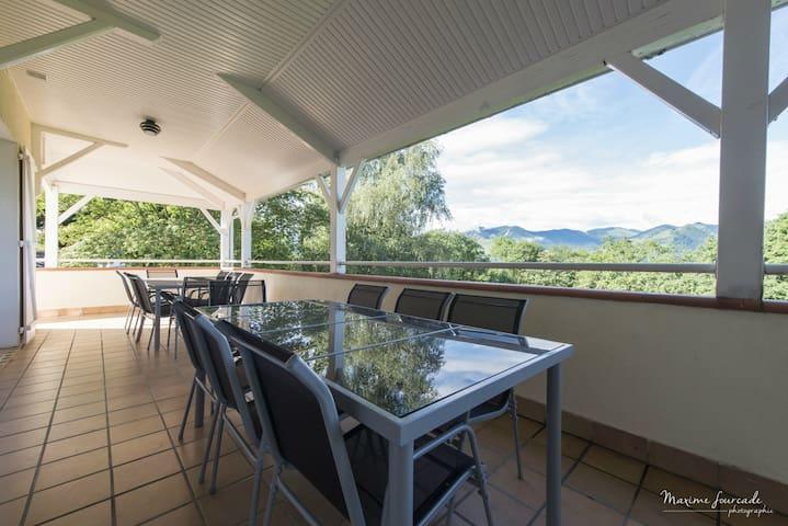 La Villa de Bartrès, 8 couchages, proche Lourdes