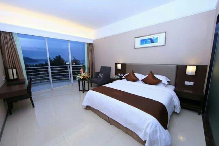 四星级大梅沙海景酒店,全海景度假好天地 - 深圳市 - Guesthouse