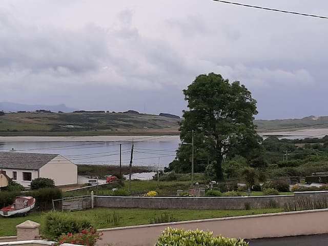 view over the channel