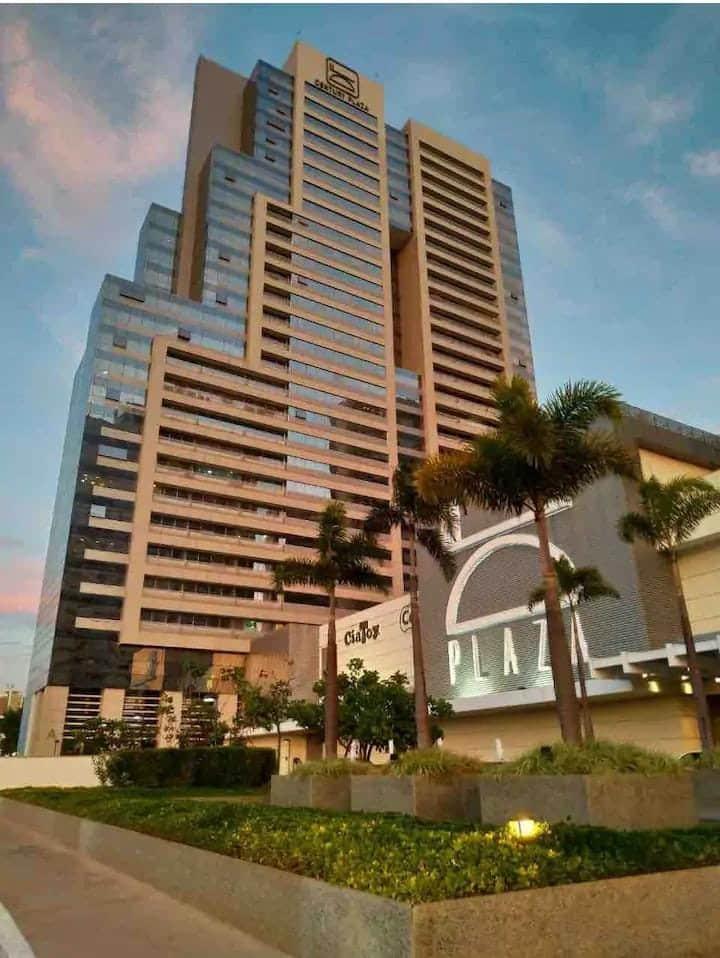 Lindo Flat - DF Century Plaza Águas Claras