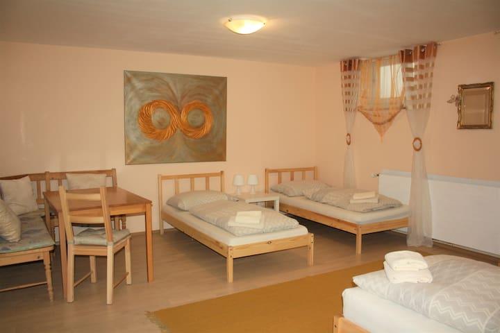 4 Bedroom Merkur Downstairs Community WC/Shower