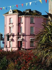 Sea view twin Studio Apartment - Dawlish