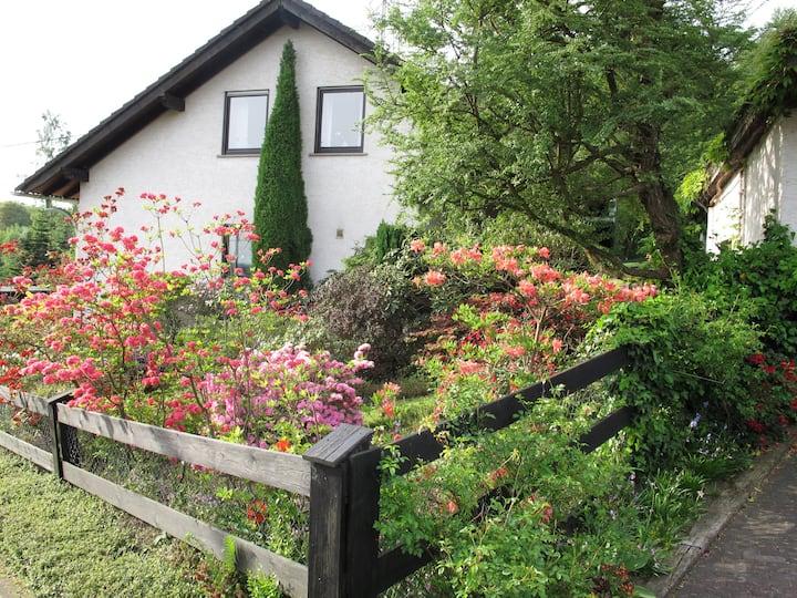 Ferienwohnung Schlossblick in Hachenburg