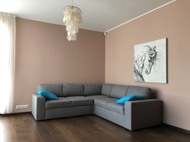 COZY 50m2 FLAT IN THE BEST LOCATION FOR YOU!