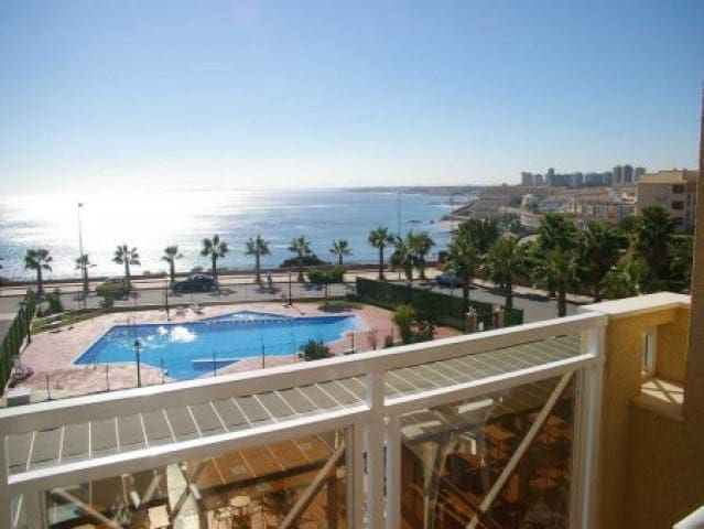 Cabo Roig 3 Bed Frontline Apartment (X7)