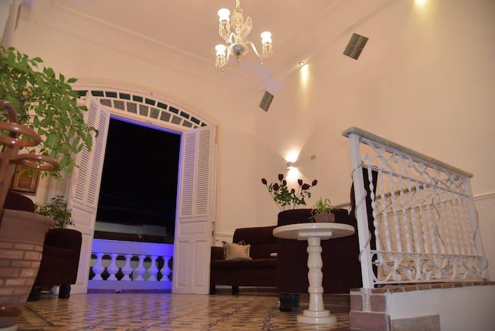 ACA Auténtica Casa Antigua     Habitación # 2