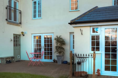 The House on the Corner B&B, Didcot - Didcot - Inap sarapan