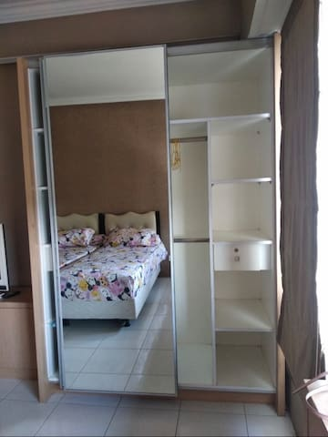 Apartment Studio Universitas Ciputra