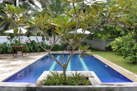 Private room and close to beach - Hikkaduwa - Bungalow