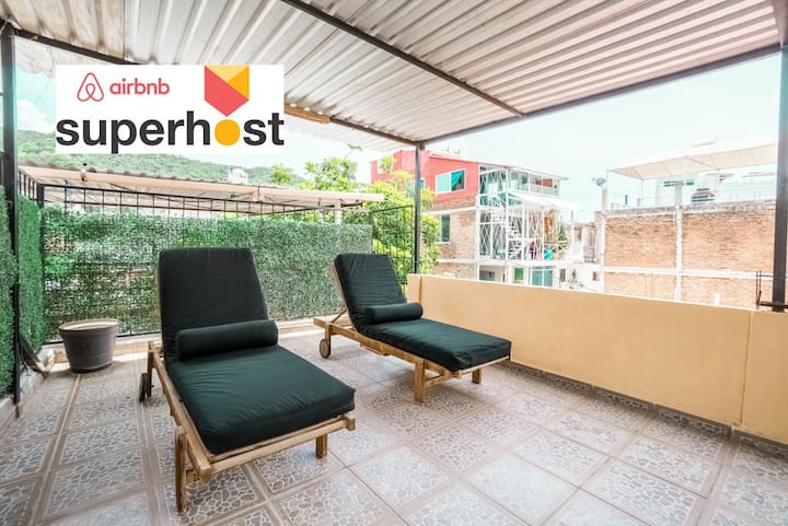 ⛱5 Blocks to Beach❤️Old Town ⭐WiFi⭐A/C⭐Studio⭐CV2⭐