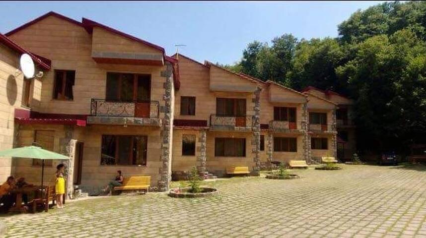 Rent a home in Armenia.Villas