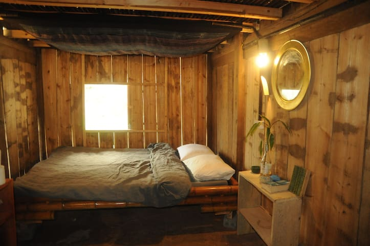 The room in Chalet house