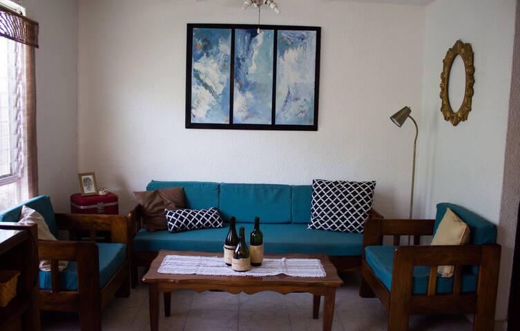 Departamento bonito y cómodo 5 cuadras de la playa