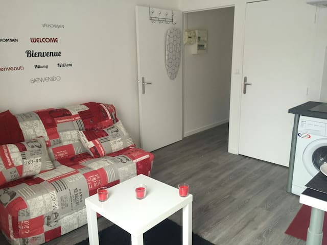 Studio apartment very close to Disneyland Paris - Magny-le-Hongre - Lakás