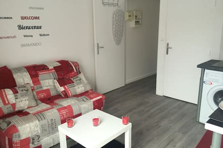 Studio apartment very close to Disneyland Paris - Magny-le-Hongre - Apartemen