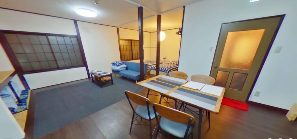 Otaru trip, Stay, Foods, Experience! Free parking