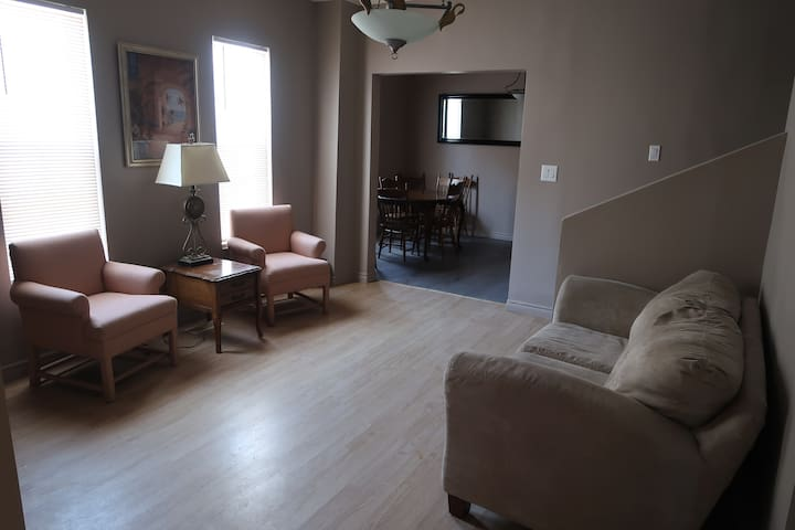 Clean and Affordable!  Private Room #4