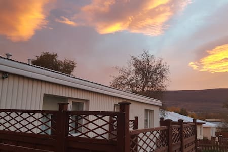 Cozy villas in central Ak. - Akureyri