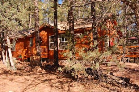 Kamp Kiwis Cedar House - Pine