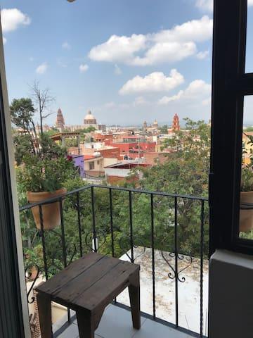 La Vista 1, in Historic Centro
