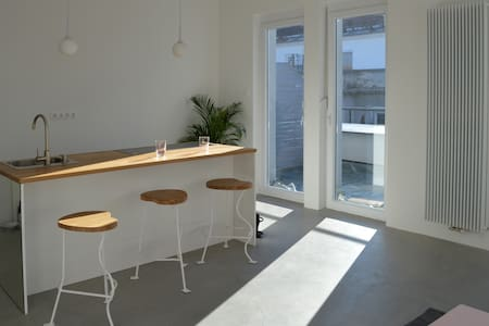NEW!Japanese style penthouse with terrace|DOWNTOWN - Budapest