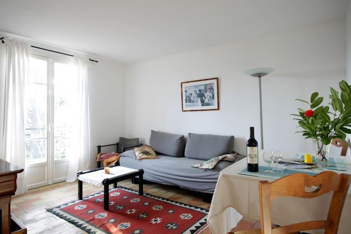Maison des Pyrenees Apartment 2 - Saint-Félix-de-Tournegat - Huoneisto