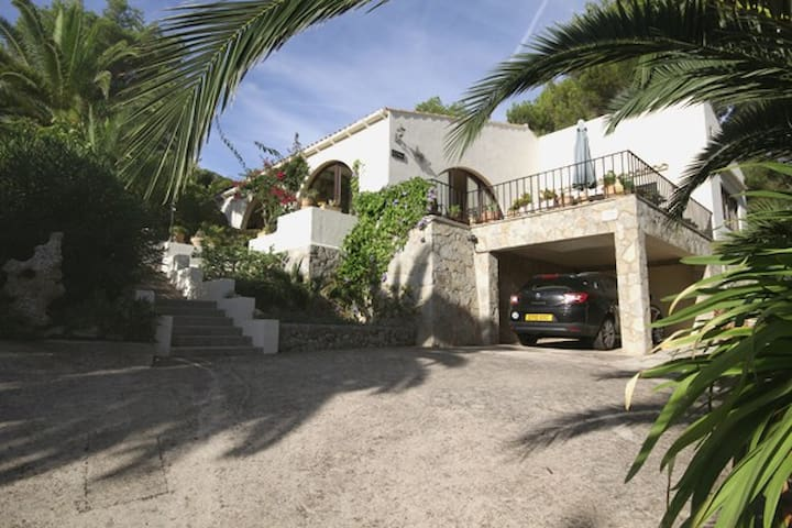 Tranquil, secluded villa with pool - Capdepera - Casa